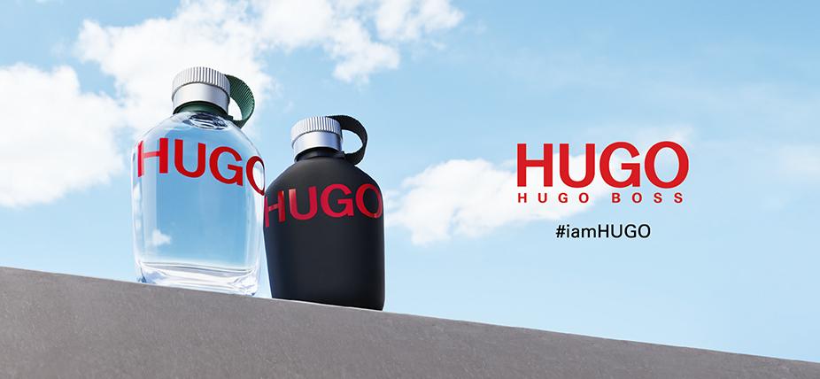 HUGO Heren parfum
