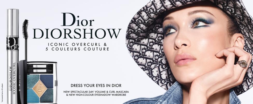 DIOR Makeup voor ogen online bestellen | Parfumerie.nl