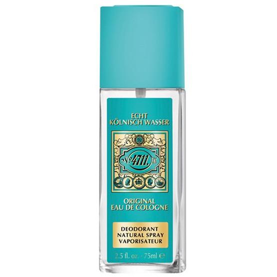 Afbeelding van 4711 Deodorant Natural Spray Onverpakt 75ml