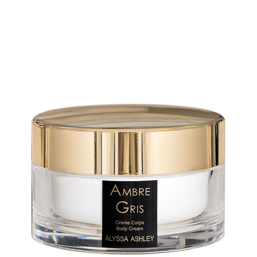 Afbeelding van Alyssa Ashley Ambre Gris 150 ml bodycrème