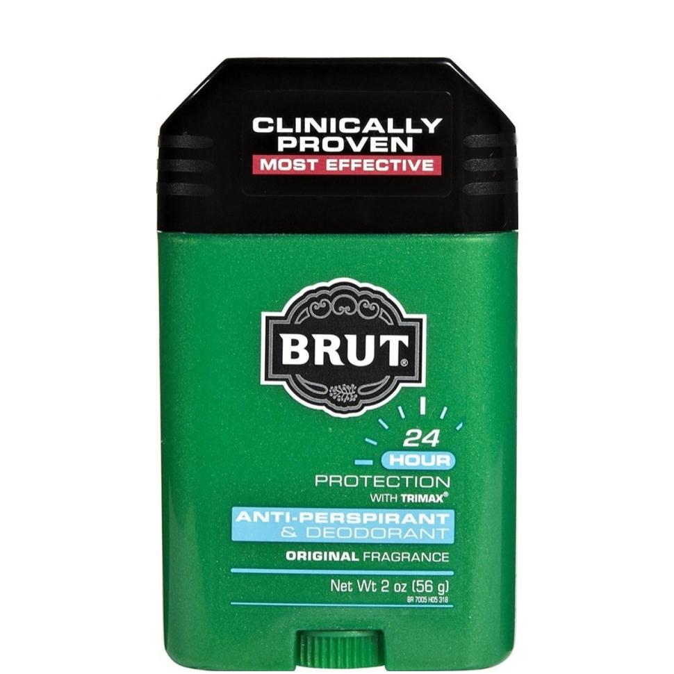 Afbeelding van Brut 24 Hour protection deodorant stick 56 gr