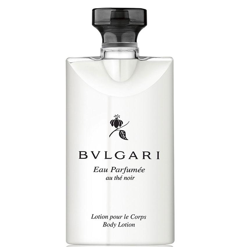 Afbeelding van Bulgari Eau Parfumée au Thé Noir 200 ml bodylotion