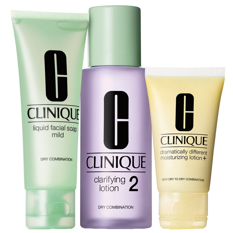 Afbeelding van Clinique 3 Step Introduction Kit Skin Type 2