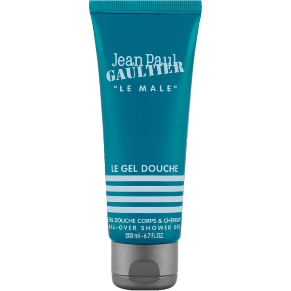 Jean paul gaultier le male 200 ml douchegel parfum - Gel douche jean paul gaultier le male ...