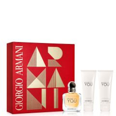 Armani Because It's You 50 ml set