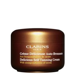 Clarins Delicious Self Tanning Cream 125 ml