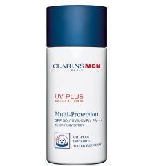Clarins Men UV Plus Anti-pollution SPF 50 UVA/UVB 50 ml