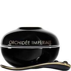 Guerlain Orchidée Impériale BLACK - The Cream The Refillable Porcelain Jar 50 ml