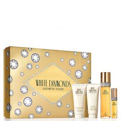 Elizabeth Taylor White Diamonds 100 ml set