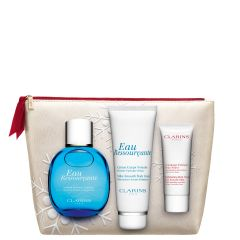 Clarins Eau Ressourcante 100 ml set
