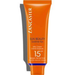 Lancaster Sun Beauty Silky Touch Cream SPF 15 - 50 ml
