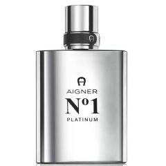 Aigner No.1 Platinum eau de toilette spray