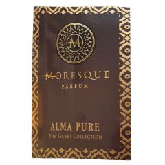 Moresque Secret Collection Alma Pure 2 ml eau de parfum spray