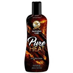 Australian Gold Pure Heat Dark Tanning Lotion