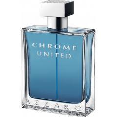 Azzaro Chrome United eau de toilette spray