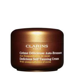 Clarins Delicious Self Tanning Cream 125 ml