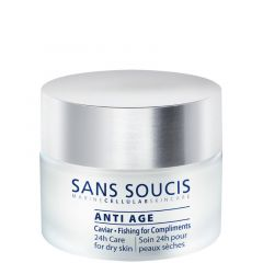 Sans Soucis Anti Age Fishing for Compliments 24h Care 50 ml Droge Huid