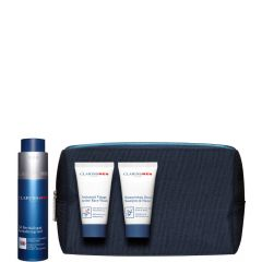 Clarins Men Gel Revitalizant set