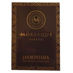 Moresque Secret Collection Jasminisha 2 ml eau de parfum spray