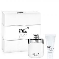 Mont Blanc Legend Spirit set
