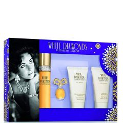 Elizabeth Taylor White Diamonds 50 ml set