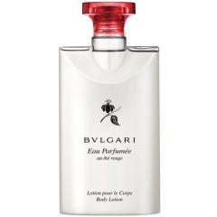 Bulgari Eau Parfumée au Thé Rouge 200 ml bodylotion OP=OP