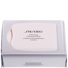Shiseido Refreshing Cleansing Sheets 30 stuks