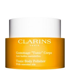 Clarins Toning Body Polisher with 100% Pure Plant Extracts 250 ml