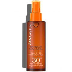 Lancaster Sun Beauty Satin Dry Oil SPF30 - 150 ml