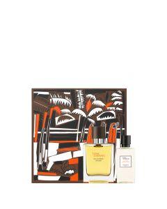 Hermès Terre d'Hermès Eau Intense Vétiver giftset
