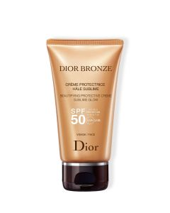 DIOR Bronze 50 ml Crème Protectrice Hâle Sublime SPF50 Visage OP=OP