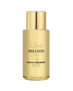Paco Rabanne Lady Million 200ml douchegel