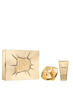 Paco Rabanne Lady Million 50 ml EDP giftset