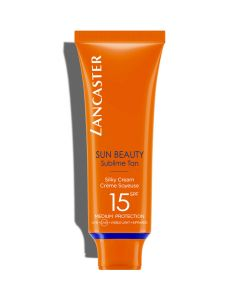 Lancaster Sun Beauty Silky Touch Cream SPF 15 - 50 ml