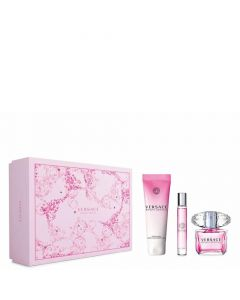 Versace Bright Crystal 90 ml set