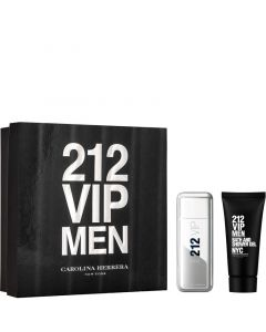 Carolina Herrera 212 VIP Men 100 ml set