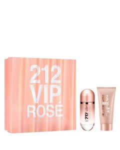 Carolina Herrera 212 VIP Rosé 80 ml set