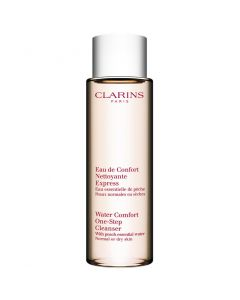 Clarins Water Comfort One-Step Cleanser with Peach Essential Water 200 ml