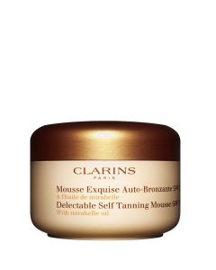 Clarins Delectable Self Tanning Mousse SPF 15 125 ml