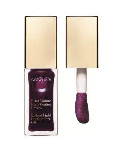 Clarins Instant Light Lip Comfort Oil - 08 Blackberry