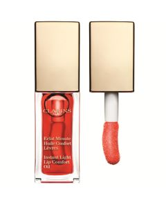 Clarins Instant Light Lip Comfort Oil - 03 Red Berry