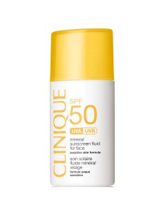 Clinique SPF 50 Mineral Sunscreen Face Lotion 30 ml