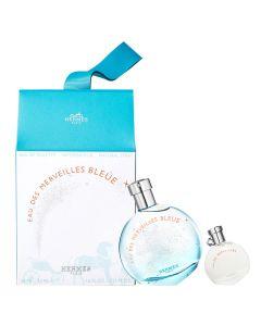 Hermès Eau des Merveilles Bleue 50 ml set