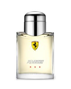 Ferrari Red eau de toilette spray