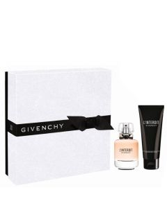 Givenchy L'Interdit 50 ml set