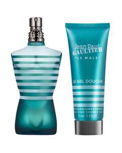 Jean Paul Gaultier Le Male 75 ml giftset