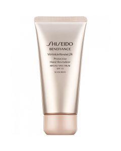 Shiseido Benefiance WrinkleResist 24 protective hand revitalizer 75 ml