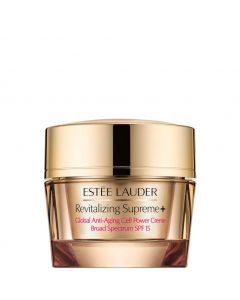 Estée Lauder Revitalizing Supreme + Global Anti-Aging Cell Power Crème 50 ml SPF15