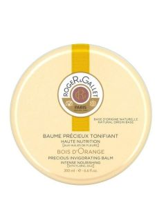Roger & Gallet Bois d'Orange 200 ml precious invigorating balm
