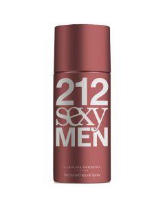 Carolina Herrera 212 Sexy Men 150 ml deodorant spray